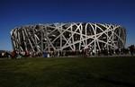 BEIJING, CHINA - OCTOBER 25:  Tourists visit t...