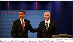 Obama & McCain - 10/15/08