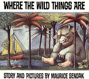 Where The Wild Things Are (1963).