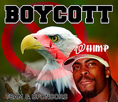 Boycott the NFL football team, the Philadelphi...