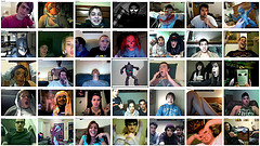 Chatroulette - > Looking for a random stranger...