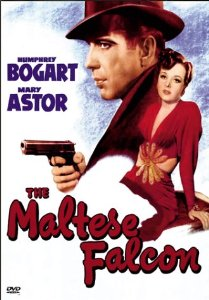 "Cover of ""The Maltese Falcon"""