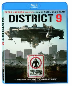 """Cover of """"District 9 [Blu-ray]"""""""