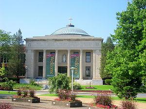 Marywood University Arboretum, Marywood Univer...