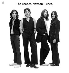 Beatles on iTune